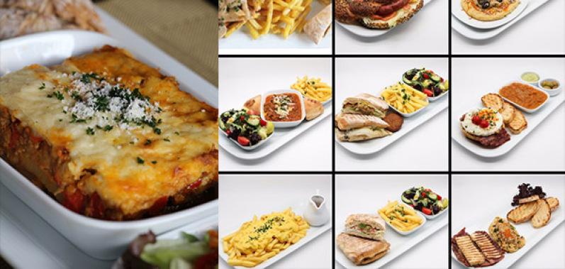 تنوع منوی غذا